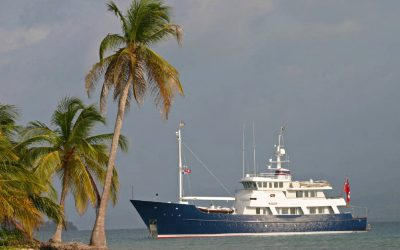 For sale: MY SUAKIN – 38m Explorer Yacht