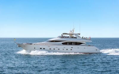 "26M M/Y ""CENTO"" SOLD BY SCANDINAVIAN MARINE"
